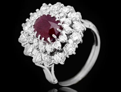 Prstenje sa rubinima