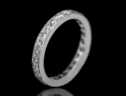 Vereničko prstenje sa brilijantima