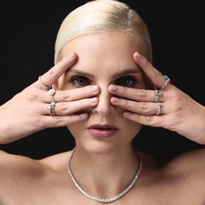 zlatara mitic, verenicko prstenje