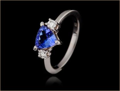 verenicko prstenje verenicki prsten sa Tanzanitom
