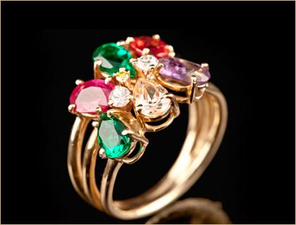 Prsten-žuto-zlato,-Fantasy