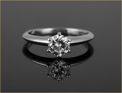 Verenicko prstenje sa dijamantom
