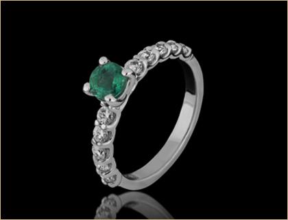 verenicko prstenje verenicki prsten smaragd