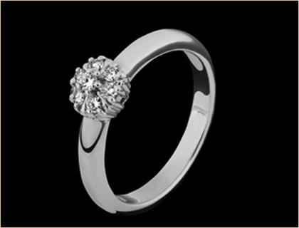 verenicki prsten sa dijamantom
