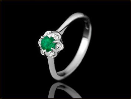 verenicko prstenje verenicki prsten smaragdi